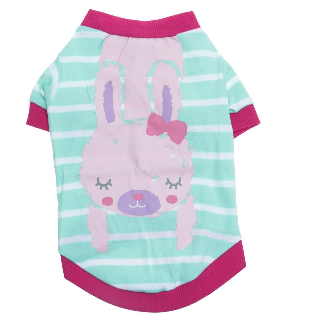 Dog T Shirt Puppy Small Pet Cat Sweatshirt Tops Clothes Apparel Vest Clothing (L)