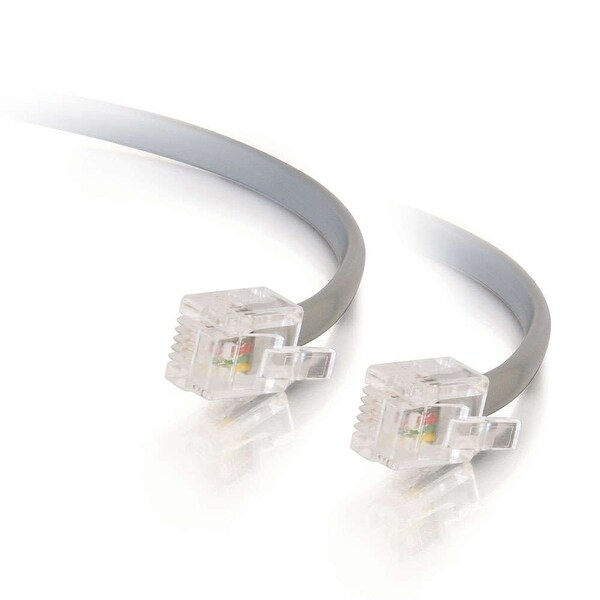 C2g - C2g 7Ft Rj11 Modular Telephone Cable