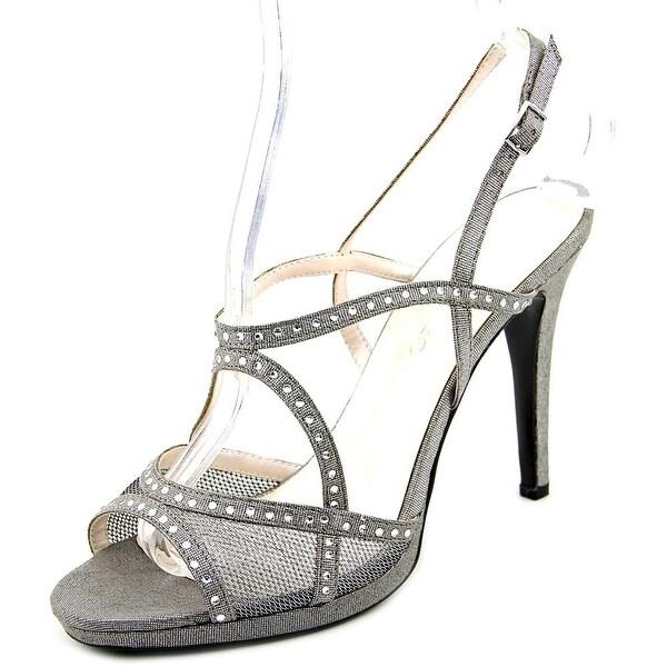 Caparros Truly Women  Open-Toe Synthetic  Slingback Heel