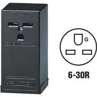Leviton Surface Outlet 5376 Unit: EACH