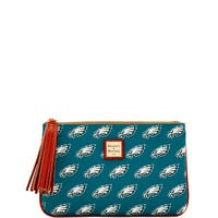 Dooney & Bourke NFL Philadelphia Eagles Carrington Pouch (Introduced by Dooney & Bourke at $98 in Sep 2017)