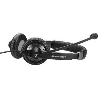 """""""Sennheiser 506504 Sennheiser SC 70 USB CTRL Headset - Stereo - Black - USB - Wired - 60 Hz - 16 kHz - Over-the-head - Binaural"""