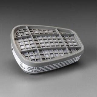 3M 6002 Acid/Gas Filter Replacement Cartridge