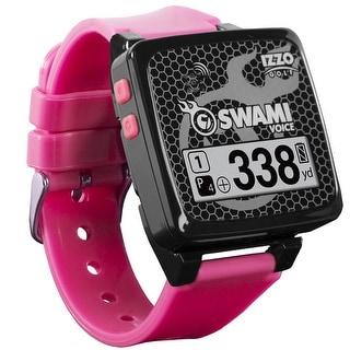 IZZO Swami Voice Golf GPS Watch