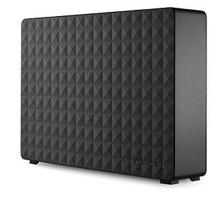 Seagate Steb8000100 8Tb Expansion Desktop Drive, Usb 3.0 - Black