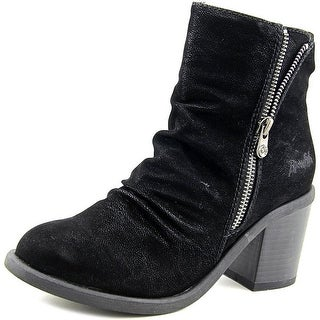 Blowfish Mover   Round Toe Synthetic  Ankle Boot