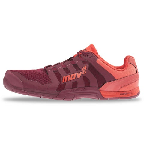 Inov-8 Womens f tite 235 v2 Low Top Lace Up Running Sneaker