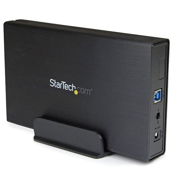 "Startech S351bu313 Usb 3.1 Enclosure For 3.5"" Sata Drives"