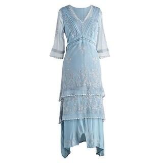 Women's Edwardian Tea Gown
