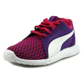 Puma ST Trainer Evo Techtribe PS Youth Synthetic Purple Fashion Sneakers