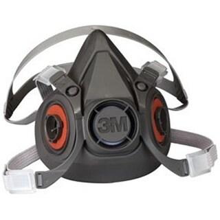3M 3M-7026 Reusable Half Face Mask Respirator - Medium