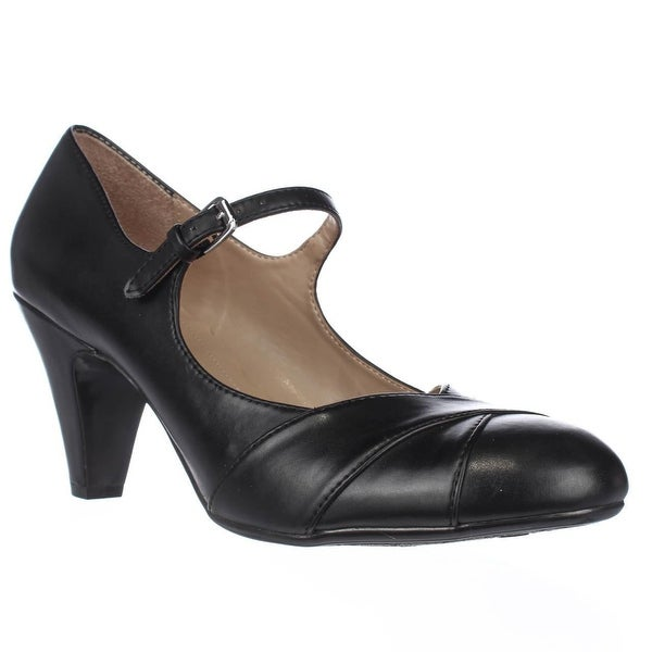 naturalizer Layton Mary Jane Pumps, Black