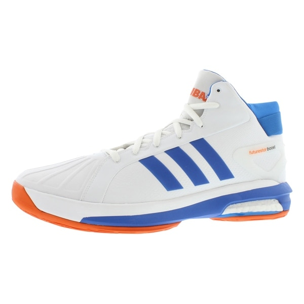 Adidas As Futurestar Boost Ibaka Basketball Men's Shoes - 17 d(m) us