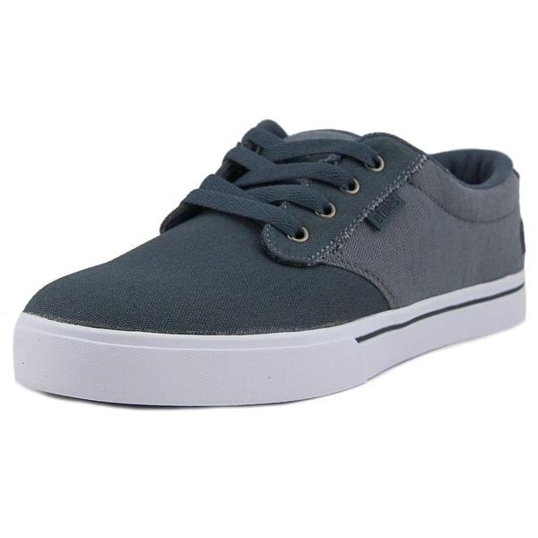 Etnies Jameson2 Eco Men Grey/Black/Silver Skateboarding Shoes