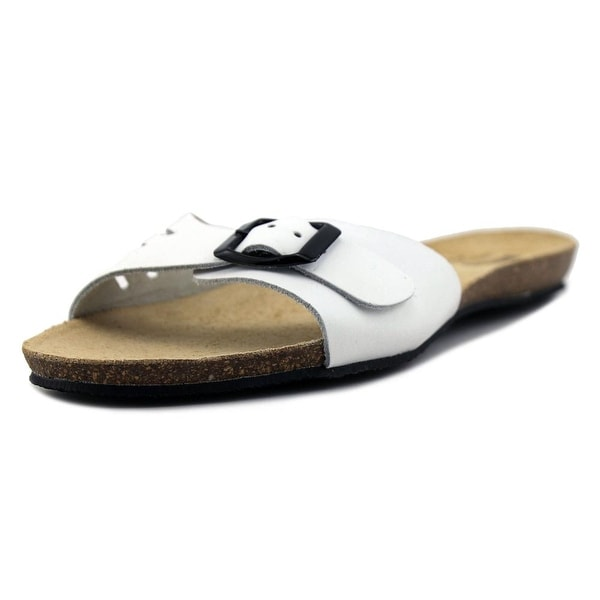 MTNG 93788 Women Vaqueta Blanco Sandals