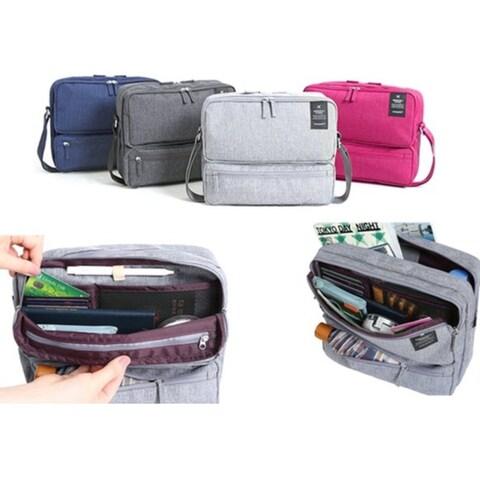 Multi-Compartment Travel Bag