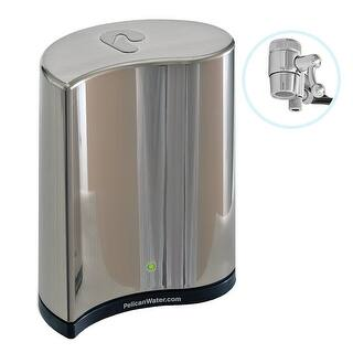 PDF-450BN Pelican Premium Countertop Drinking Water System - Brushed Nickel - Brushed nickel|https://ak1.ostkcdn.com/images/products/is/images/direct/764b044f1852ccfc4f41425f889a2e7a6c5d6c05/PDF-450BN-Pelican-Premium-Countertop-Drinking-Water-System---Brushed-Nickel.jpg?impolicy=medium