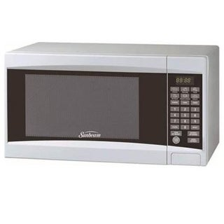 Brentwood Sgd2701 Sunbeam .7 Cu. Ft. Microwave Oven, White
