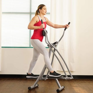 Elliptical exercise machine Air Stepper Walk Trainer Cardio machine Pedal exerciser