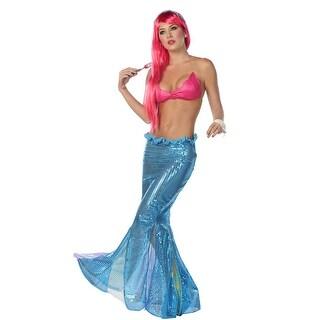 Under The Sea Mermaid Costume, Mermaid Halloween Costume