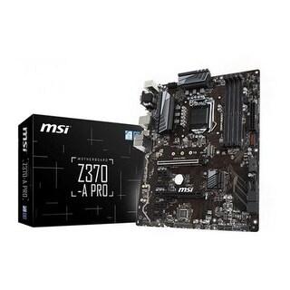 Msi Z370-A Pro Z370-A Pro