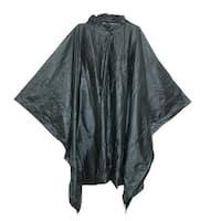 Rainkist Vinyl Hooded Rain Poncho - one size
