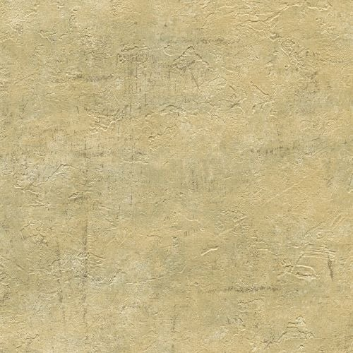 Brewster WD3070 Plumant Gold Faux Plaster Texture Wallpaper