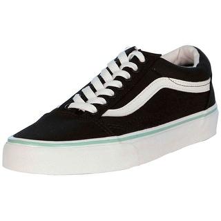Vans Womens Old Skool Low Top Lace Up Fashion Sneaker