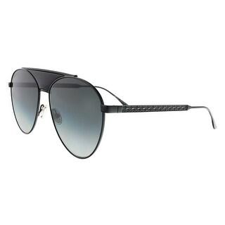 Link to Jimmy Choo AVE/S 807 Black Aviator Sunglasses - 58-15-140 Similar Items in Designer Handbags