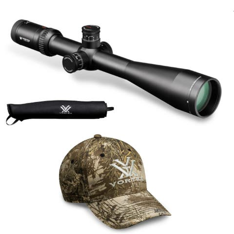 Vortex VHS-4325 Viper HS-T 6-24x50 Riflescope (MOA) with Cover and Cap