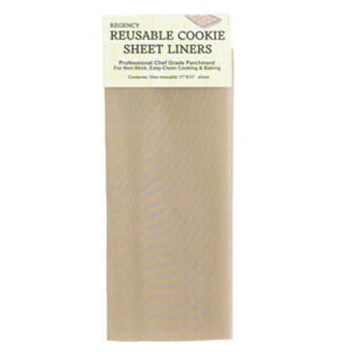 """Regency 0101 Reusable Cookie Sheet Liner, 13"""" x 17"""""""