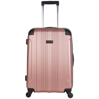 Link to Kenneth Cole Reaction Out of Bounds 24-inch Lightweight Hardside 4-Wheel Spinner Checked Travel Suitcase - Multiple Colors Similar Items in Wheeled & Checked Luggage
