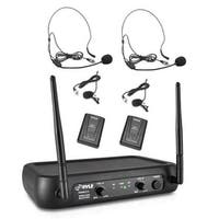 1Y6492 Wireless Microphone System, VHF Fixed Frequency with