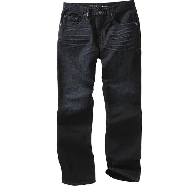 Cinch Western Denim Jeans Mens Garth Brooks Whiskers Dark