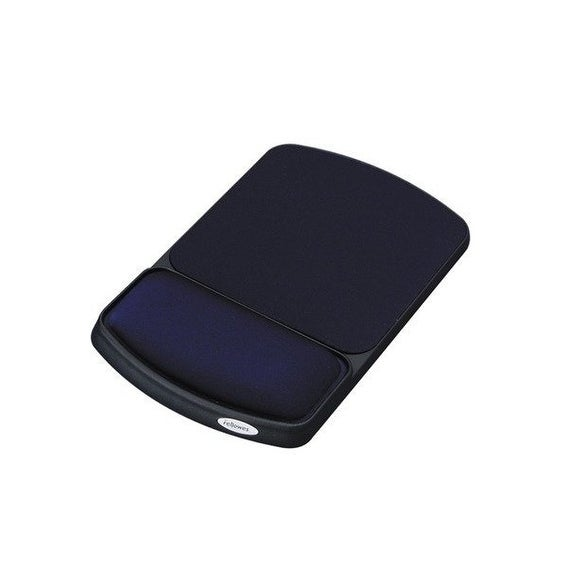 Fellowes, Inc. - Wrist Rest Provides Exceptional Support While Redistributing Pressure Points. Op