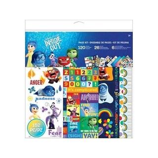 EK Disney Inside Out 12x12 Page Kit