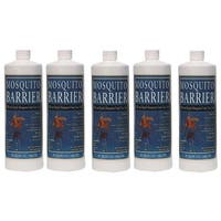 Mosquito Barrier 2001 Liquid Spray Repellent (1-Quart) - 5 Pack