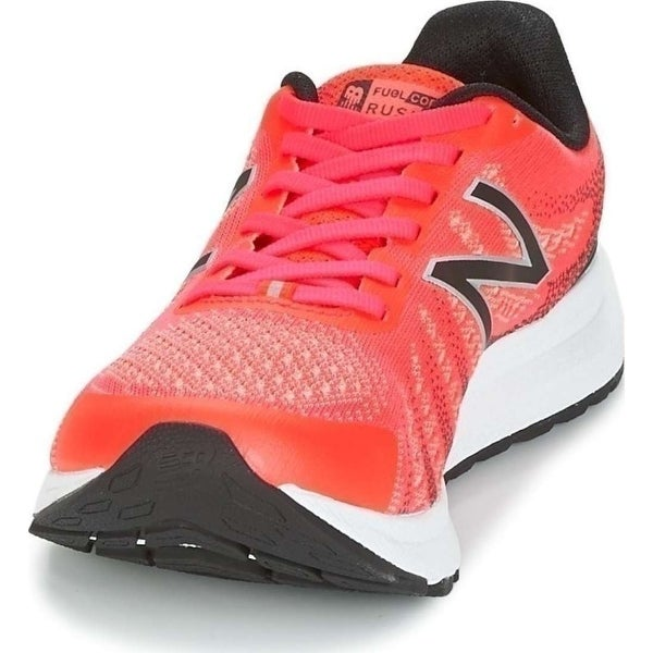 New Balance Womens wrushcr3 Low Top Lace Up Running Sneaker, Pink, Size 5.5