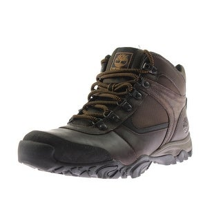 Timberland Mens Leather Outdoor Hiking Boots - 11 medium (d)