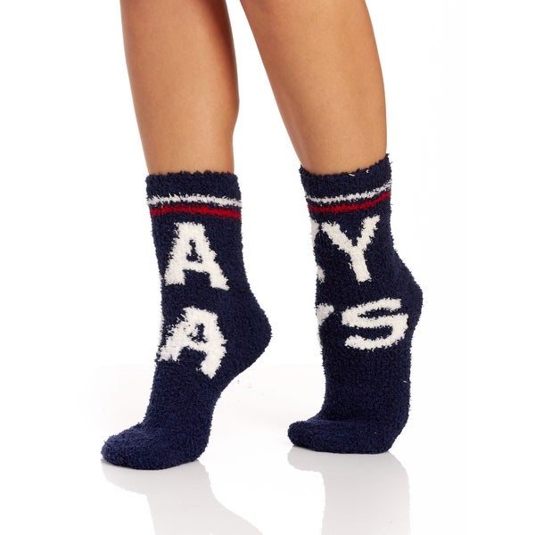 PJ Salvage Women's Lazy Days Slipper Sock - one-size