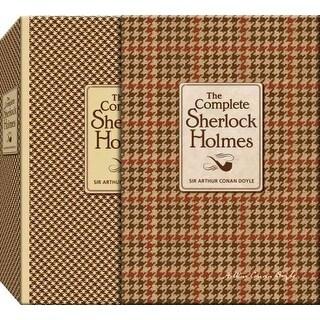 Complete Sherlock Holmes - Arthur Conan Doyle