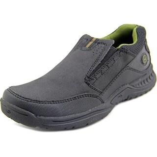 Nunn Bush Eskr Jr. Round Toe Synthetic Loafer