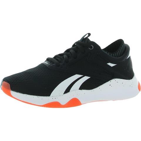 Reebok Womens Hilt TR Sneakers Workout Fitness - Black