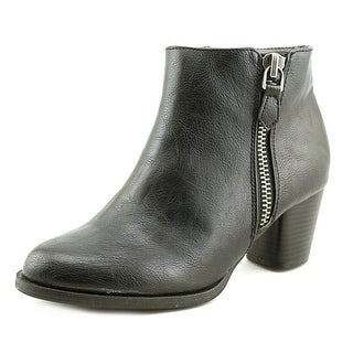 Rialto Chandelier   Round Toe Synthetic  Ankle Boot