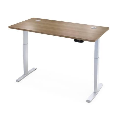Hi5 Electric Height Adjustable Rectangular Standing Desk
