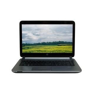 "HP ProBook 440 G2 Core i3-4030U 1.9GHz 4GB RAM 500GB HDD DVD 14"" Windows 10 Home Laptop (Refurbished B Grade)"
