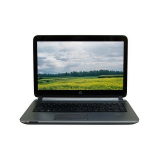 "HP ProBook 440 G2 Core i3-4030U 1.9GHz 8GB RAM 1TB HDD DVD 14"" Windows 10 Pro Laptop (Refurbished)"
