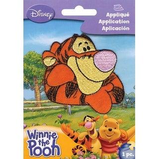 Disney Winnie The Pooh Iron-On Applique-Tigger