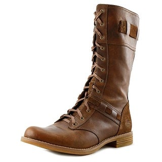 Timberland Earthkeepers Savin Hill Women Round Toe Leather Mid Calf Boot