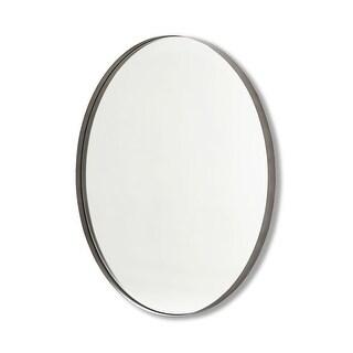 Design Artdesignart Obsidian Impressions 5 Modern Mirror Wall Mirror 29 5 In Wide X 47 4 In High Dailymail